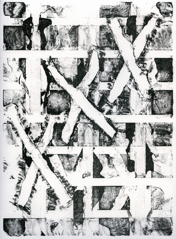 Lithograph: litho001 by Bernard C. Meyers