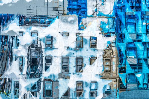 New York 6072 by Bernard C. Meyers