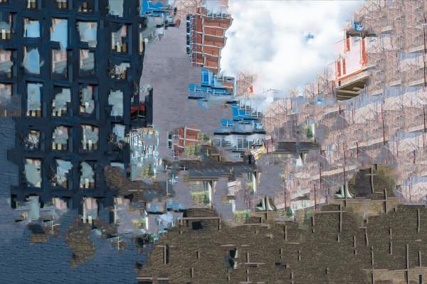New York 6303 by Bernard C. Meyers