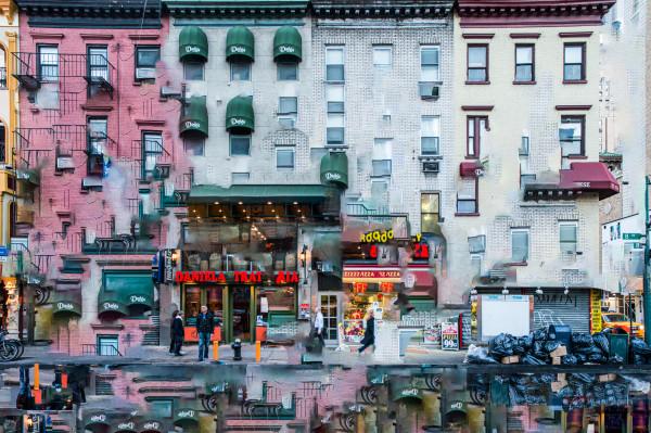 New York 7788 by Bernard C. Meyers