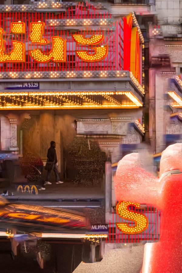 New York 8154ac by Bernard C. Meyers