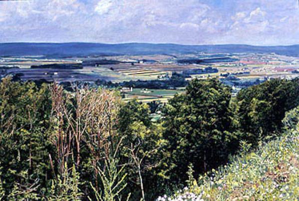 Pennsylvania Mountain by Frank Wright