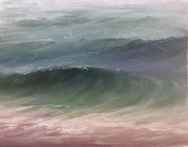 Gulf Shore by Deana Evstefeeva