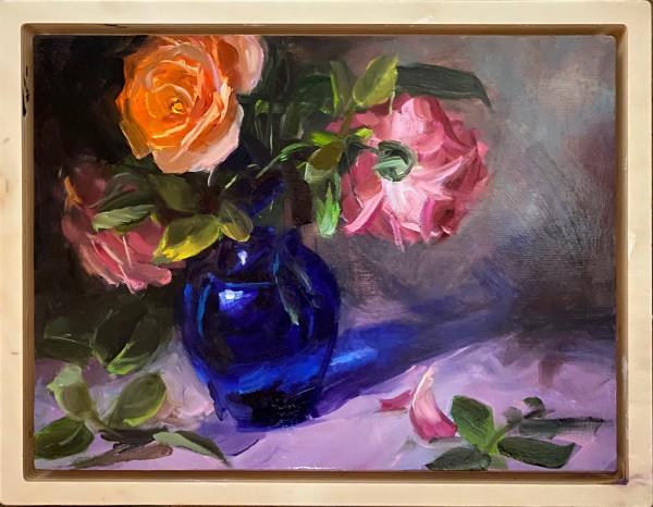 Cobalt by Deana Evstefeeva