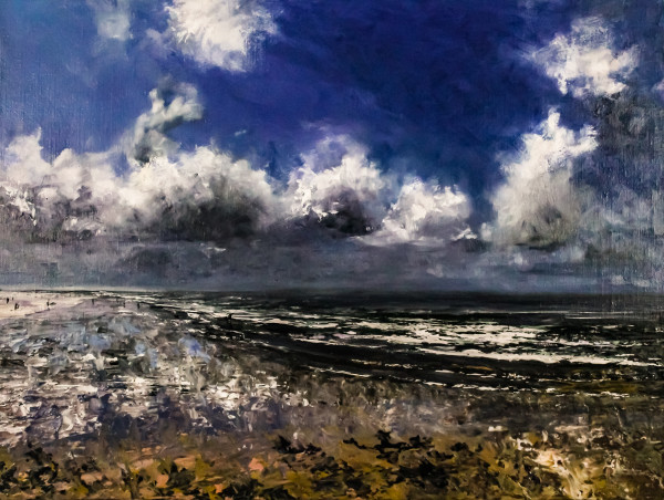 Cumulus Guardians by Deana Evstefeeva
