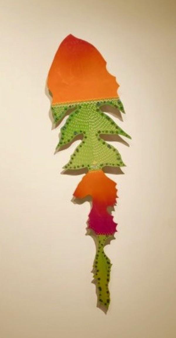 Dandelion Leaf by Kristie Mayeaux
