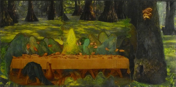The Last Last Supper by Lynda Frese