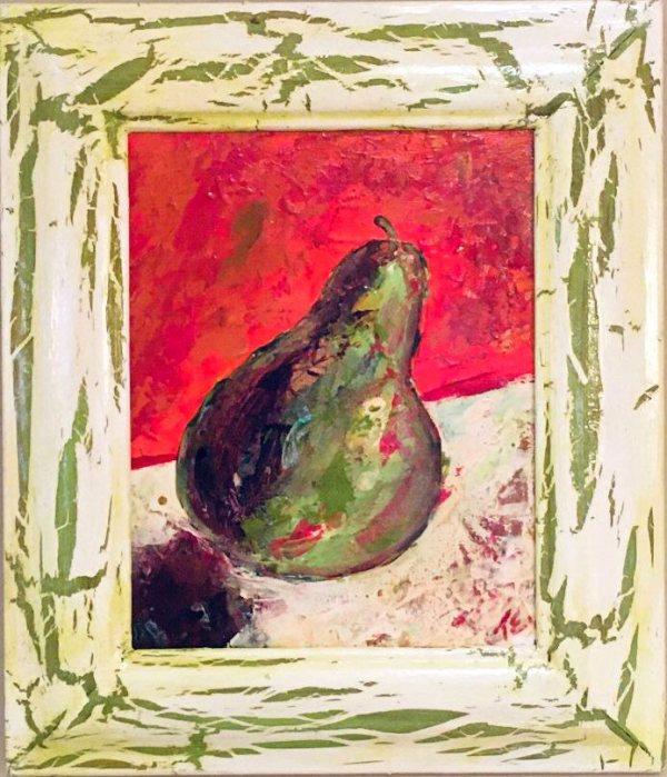 Pear by Toby Elder