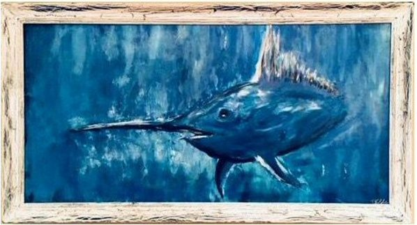 Swordfish by Toby Elder