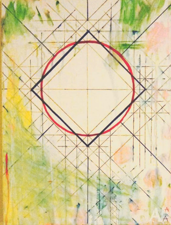 Squaring the Circle by Adam Maillet