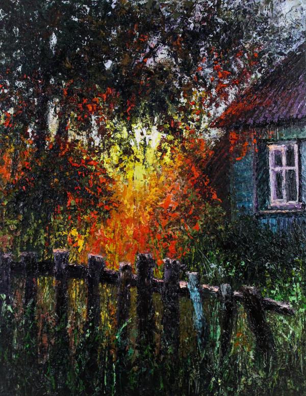 Soiree Lumineause by Deana Evstefeeva