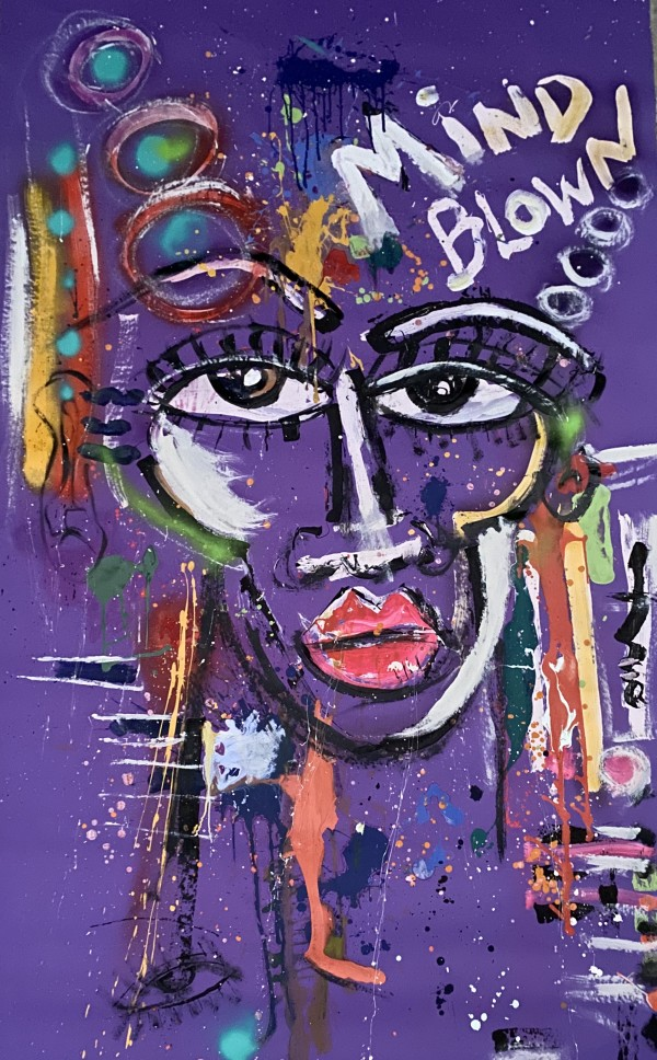 Mind Blown by Miles Regis