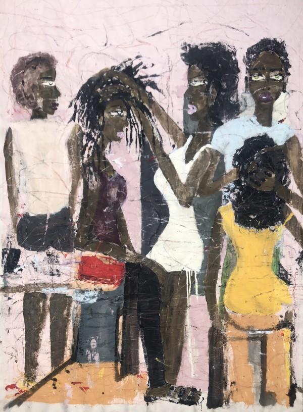 Glam Squad by Miles Regis
