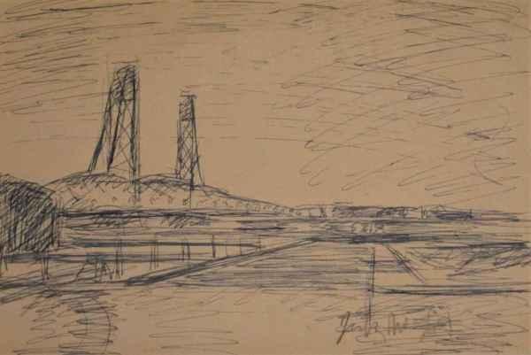 Hawthorne Bridge by Jack McLarty
