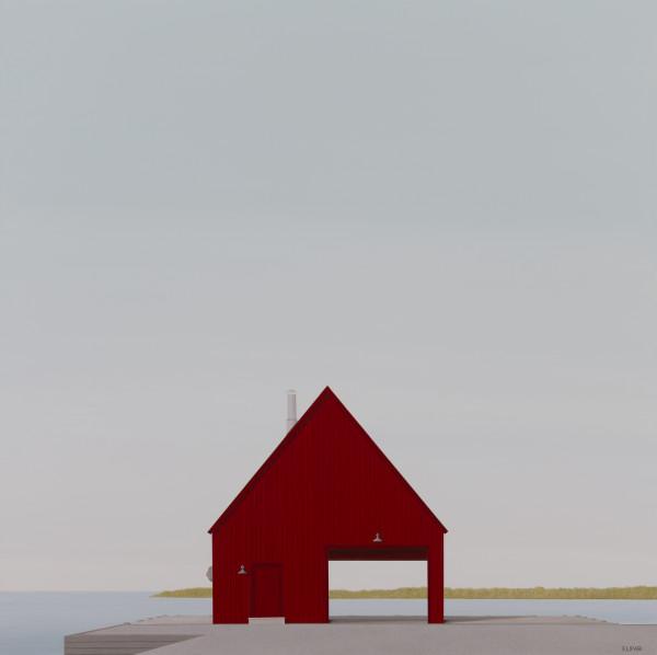 Dockside by F. Lipari