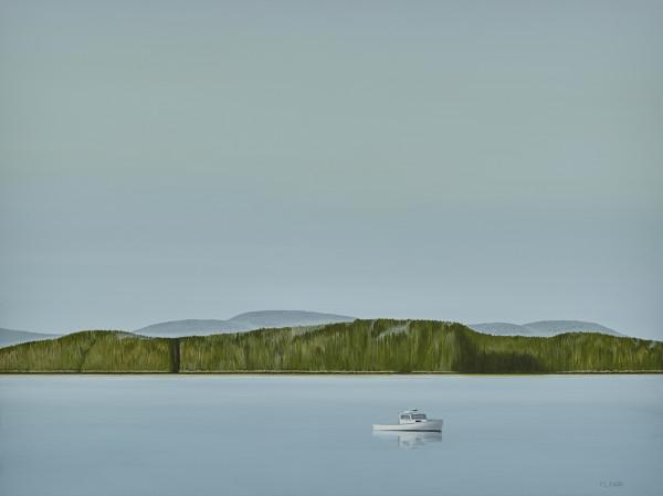 Flanders Bay by F. Lipari