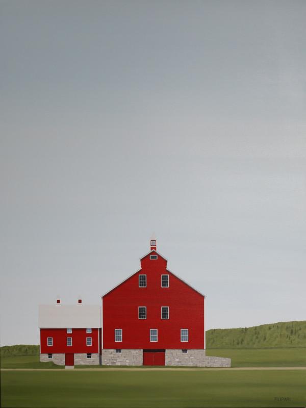 Richmond Red by F. Lipari