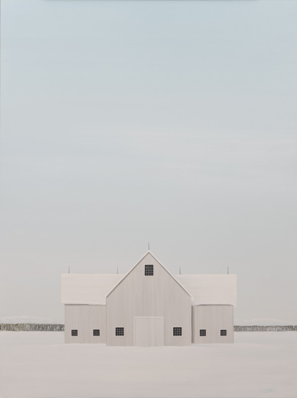 Winter White by F. Lipari
