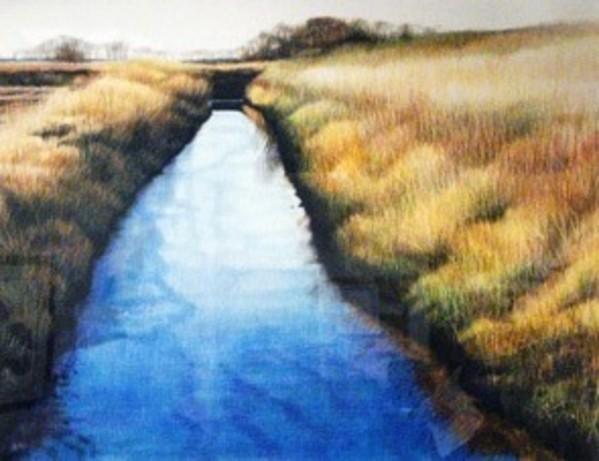 Straight Drain by Deborah Murphy