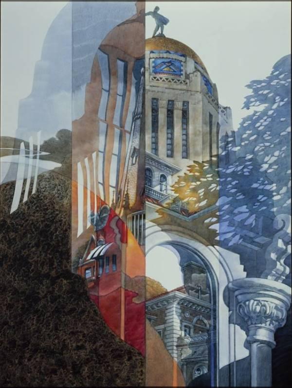 Capitol Seasons by Allan Tubach
