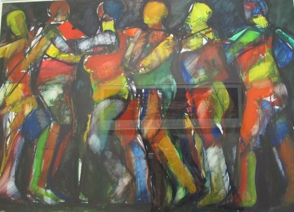 Multi Figure #10 by Daniel Boylan