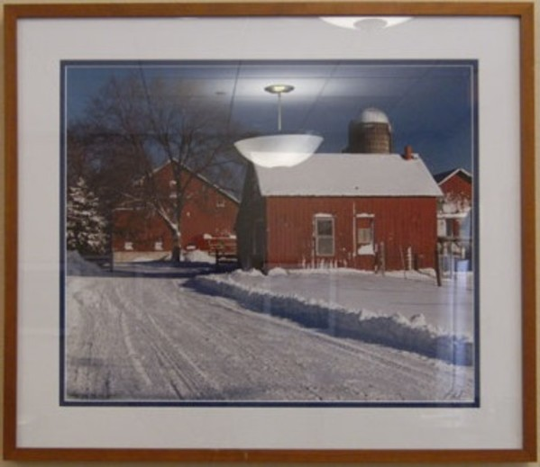 Home for the Holidays by Larry Kanfer