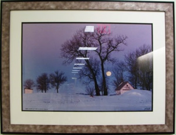 Light of the Silvery Moon by Larry Kanfer