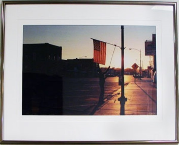 Memorial Day, Creighton, Nebraska by James Javorsky