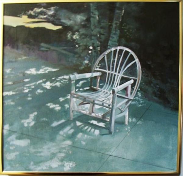 Summertime III by Jean M. Welstead