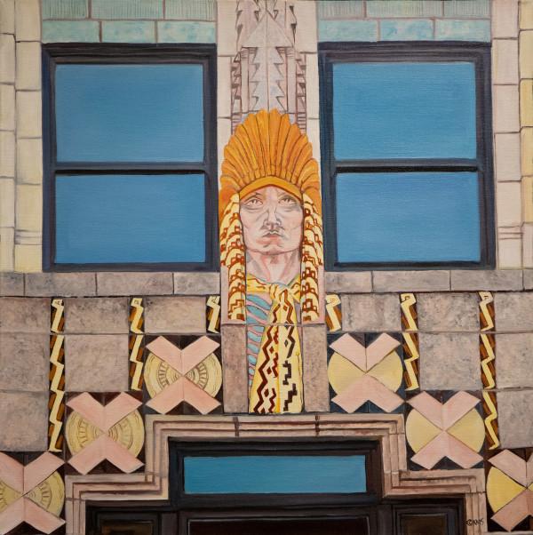 Badgrow Building by Katrina Methot-Swanson