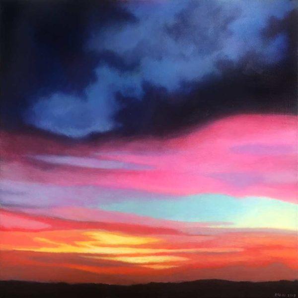 Sunrise in Elkhorn by Betni Kalk