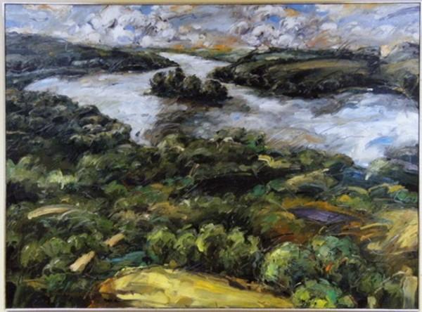 Summer by the Platte by Dan Howard
