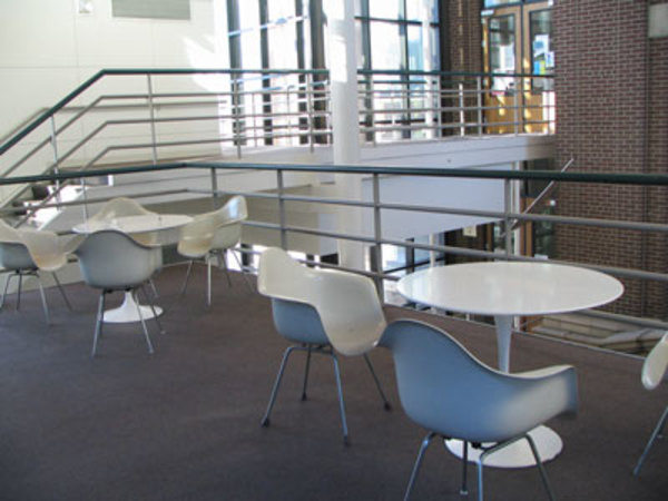 "Tulip Pedestal Table (36"" diameter) 4 of 4 by Eero Saarinen"