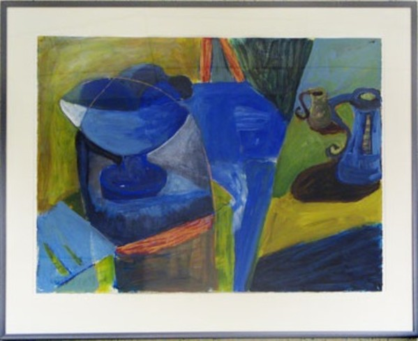 Blue Oblivion by Mary Catania Murphy