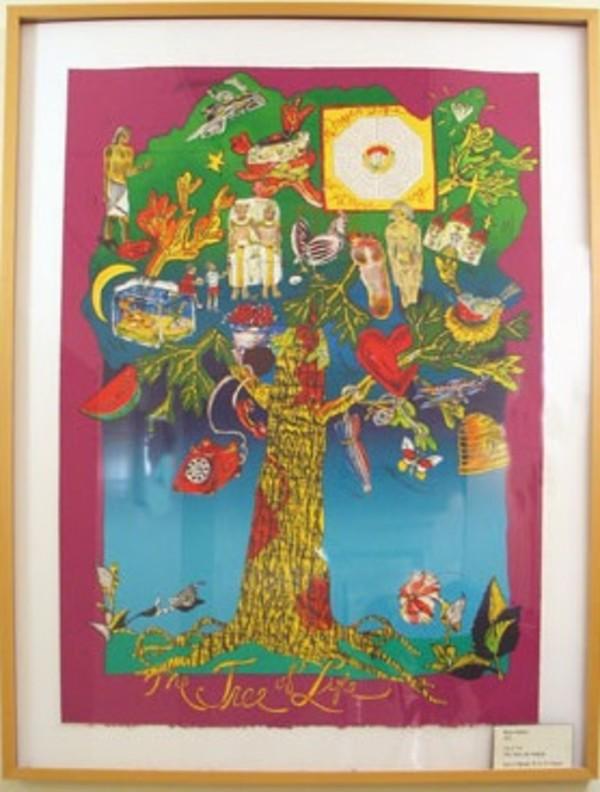 Tree of Life by Margo Humphrey