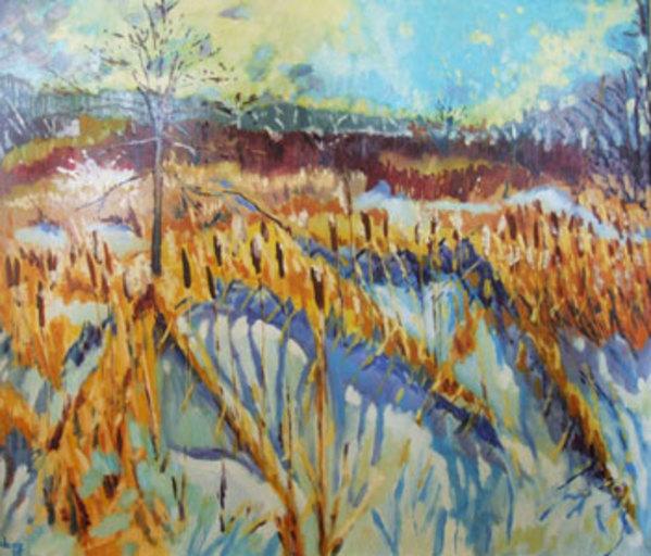 Winter Wetlands by Greg Walter