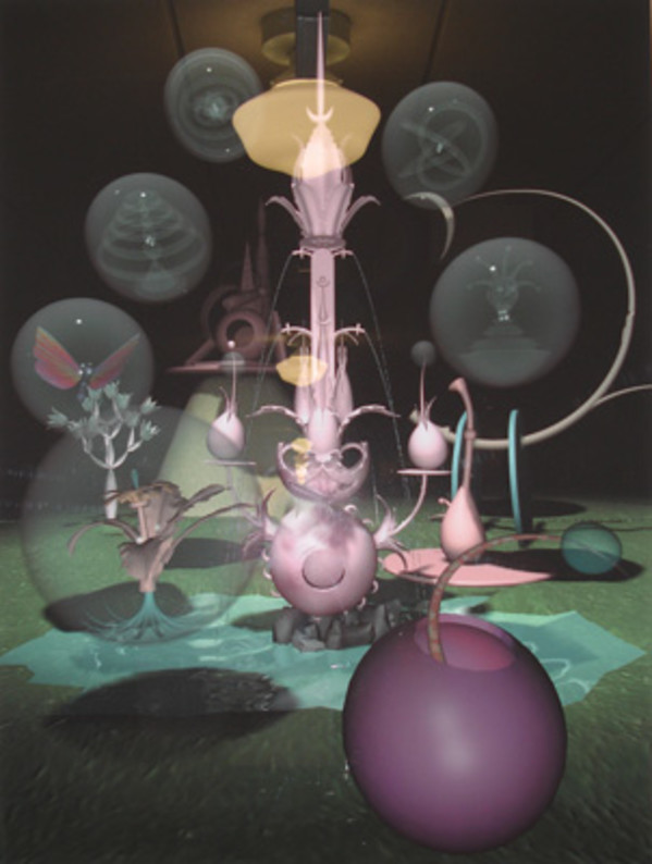 Bosch's Fountain by Gary Day