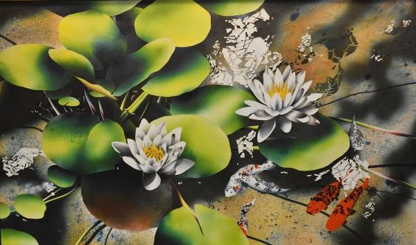 Watergarden I and II - Rumors by Robert Therien