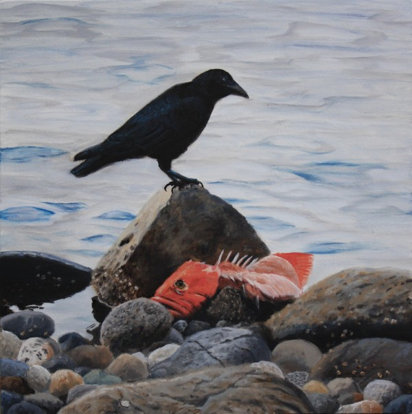 Dinner On The Rocks by Tammy Taylor