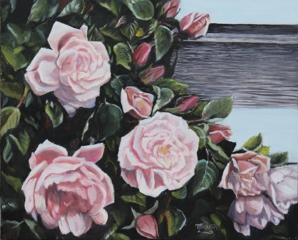Old Country Roses by Tammy Taylor