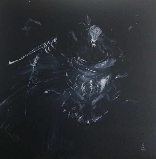 HINC ILLAE LACRIMAE by Sarah Annemarie Boyle