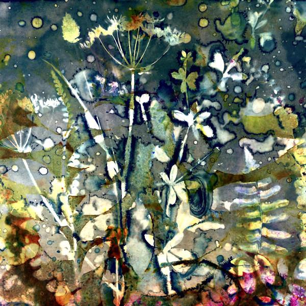 Burst of Spring by Lesley Riley