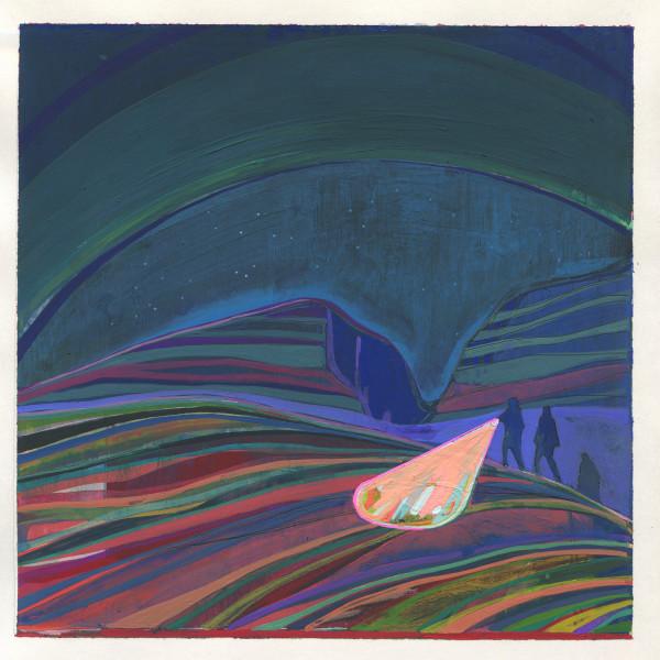 night light by Charlotte Evans