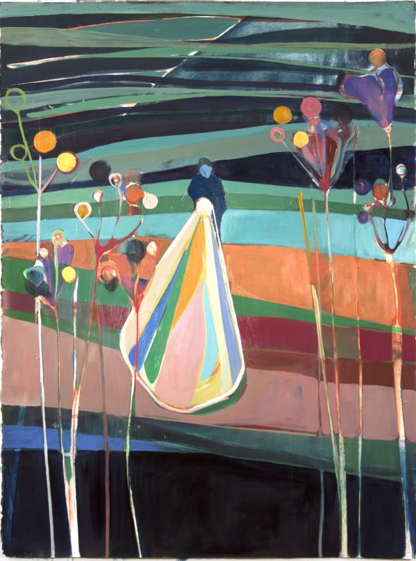 rainbow beam by Charlotte Evans