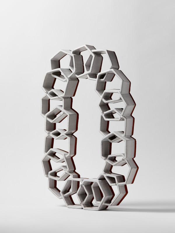 Interlacing Hexagon Portal by Ben Medansky