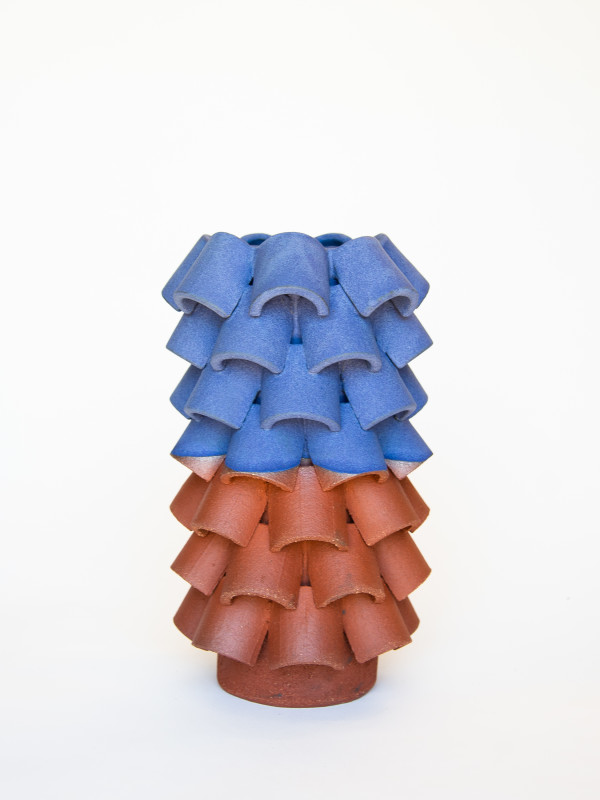 Tall Spanish Vase by Ben Medansky