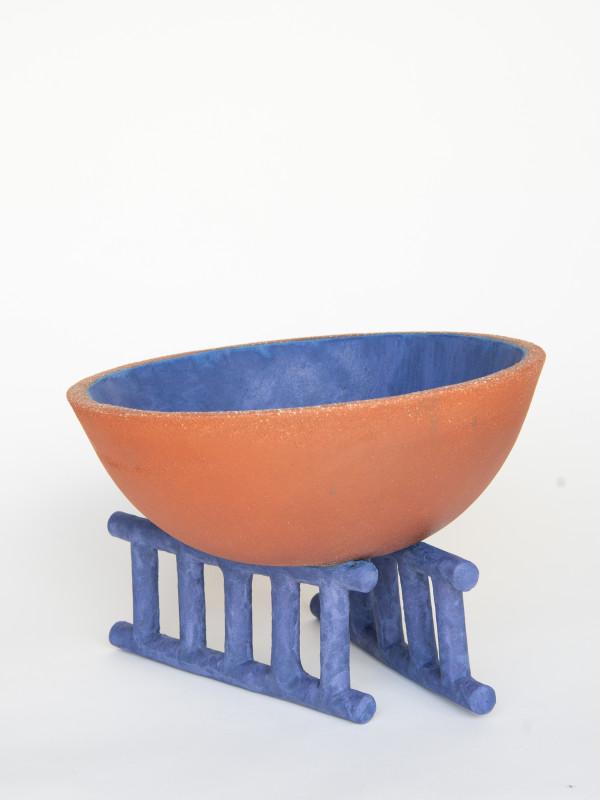 Ladder Bowl by Ben Medansky