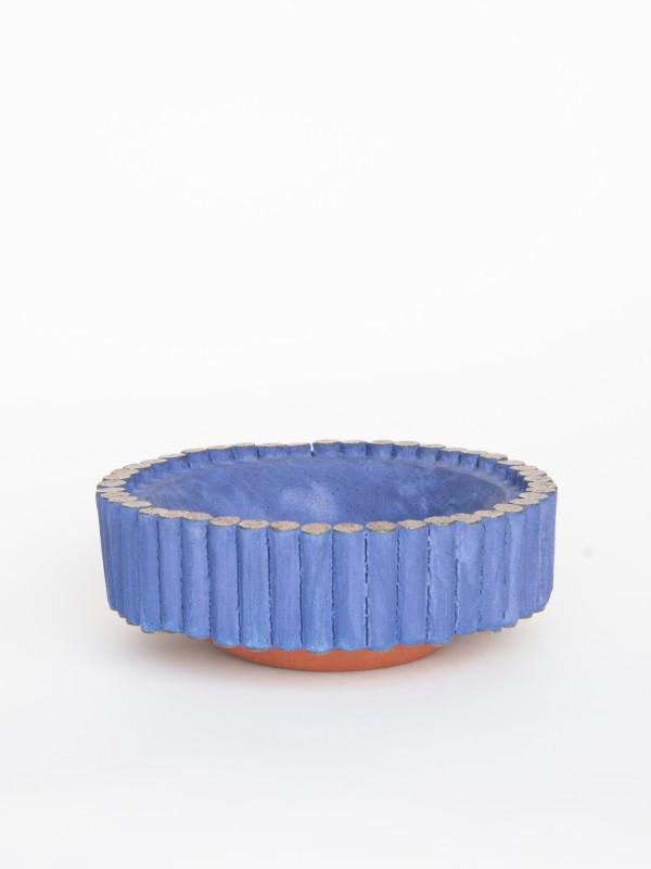 Gershwin Blue Bowl by Ben Medansky