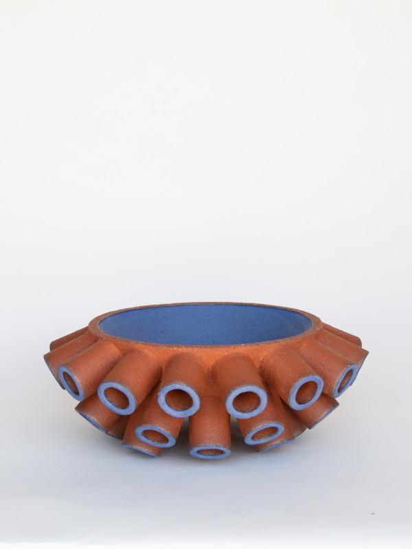 Tube Tip Bowl by Ben Medansky