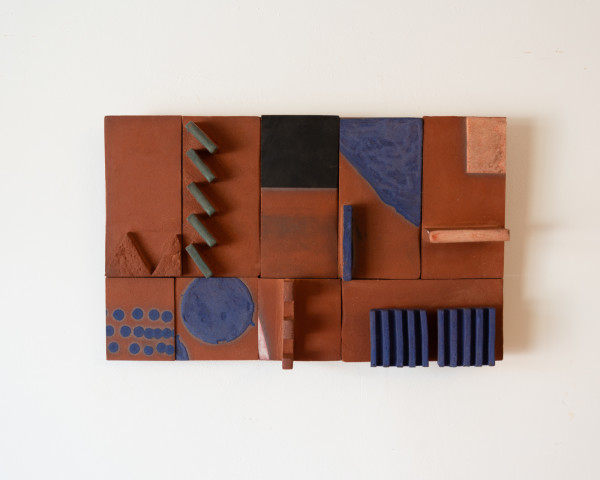 Amalgamation I by Ben Medansky